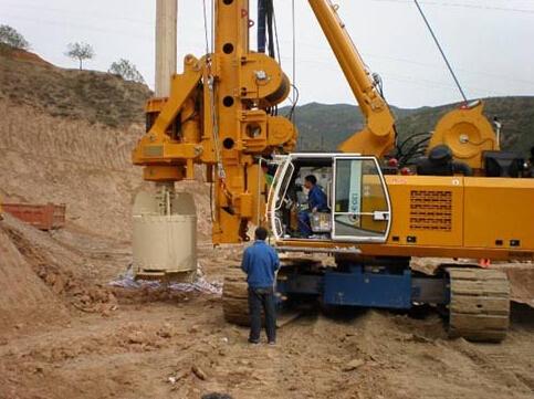 旋挖钻钻孔灌注桩的质量控制措施