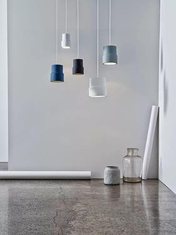 简约吊灯设计,家中独特的风景线!