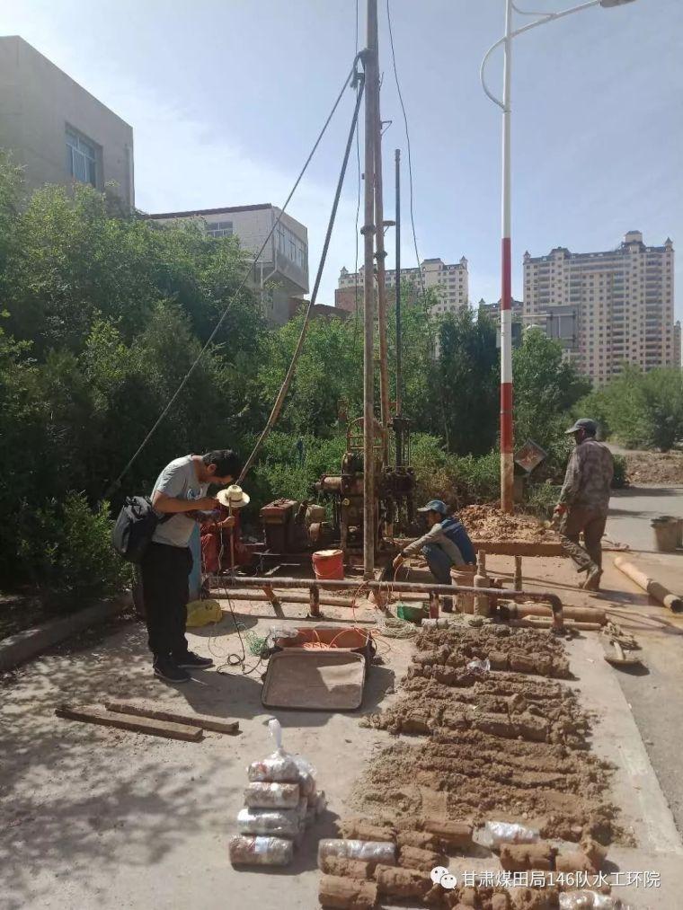 工勘组多个大型岩土工程勘察项目全面启动