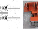 复杂外立面工程项目加强单元型电动斜爬架施工专项方案