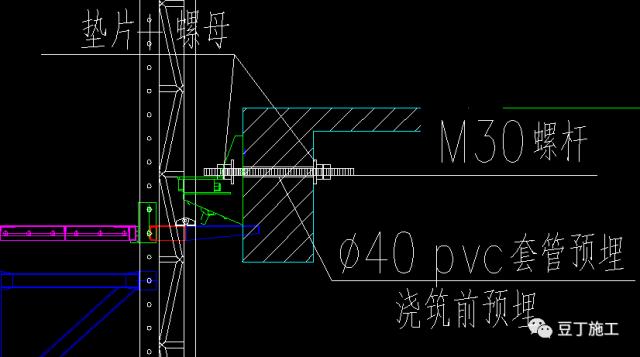 一种新型全钢式升降脚手架,在这里施工就像在室内施工一样_24