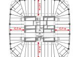 型钢混凝土框架—钢混剪力墙混合结构时代广场结构设计