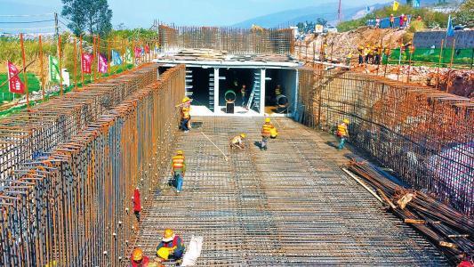 分部分项工程安全保证资料下载-地下综合管廊工程施工组织设计(147页)