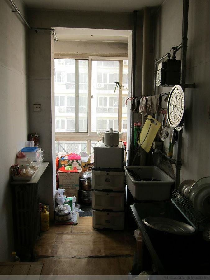 厨房改造 面积 : 5平米 装修类型 : 局部装修