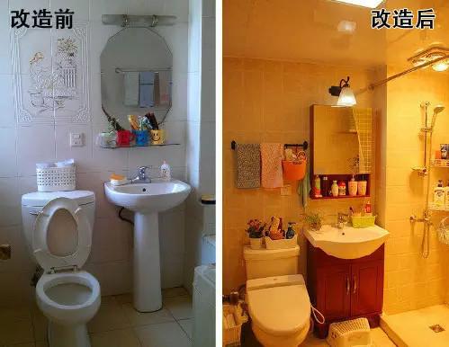 看巧改四十平小户型老房空间,变身时尚的三口之家_7