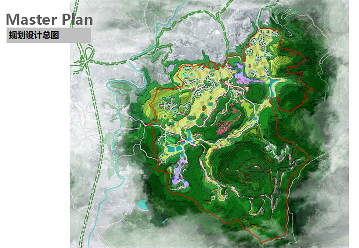 """[四川]""""天府田园""""城乡一体发展实践区项目策划方案"""