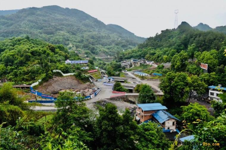 我国市政最长山岭隧道重庆铁峰山隧道全线贯通_3