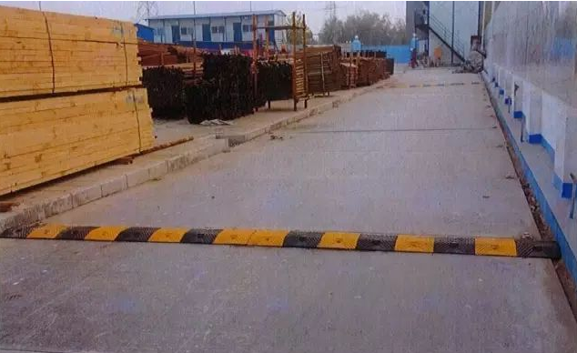 新技术:可周转装配式重载型钢板临时施工道路