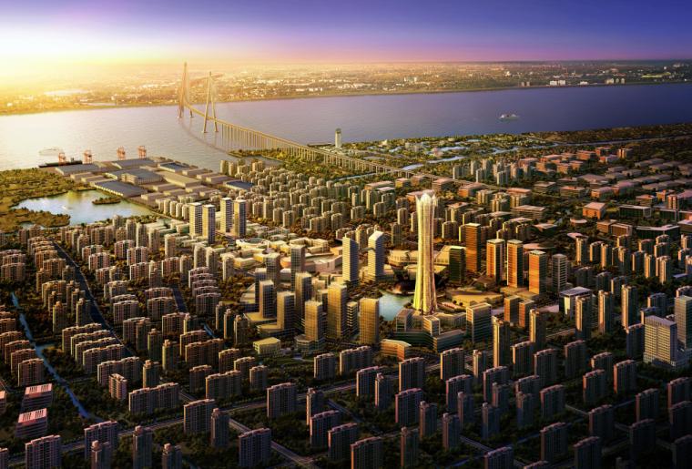 苏通科技产业园概念规划方案文本