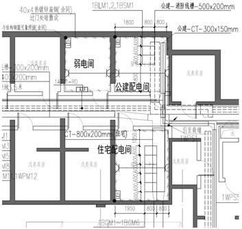 山西省某住宅小区电气设计