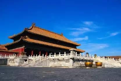 中国建筑-北京故宫未解之迷
