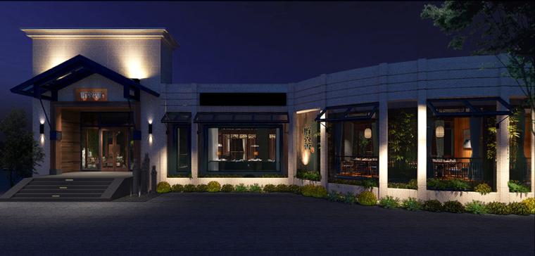 许昌群英会主题餐厅设计-许昌群英会主题餐厅设计第1张图片