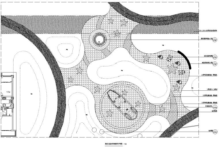 [河北]高层居住区景观设计全套施工图