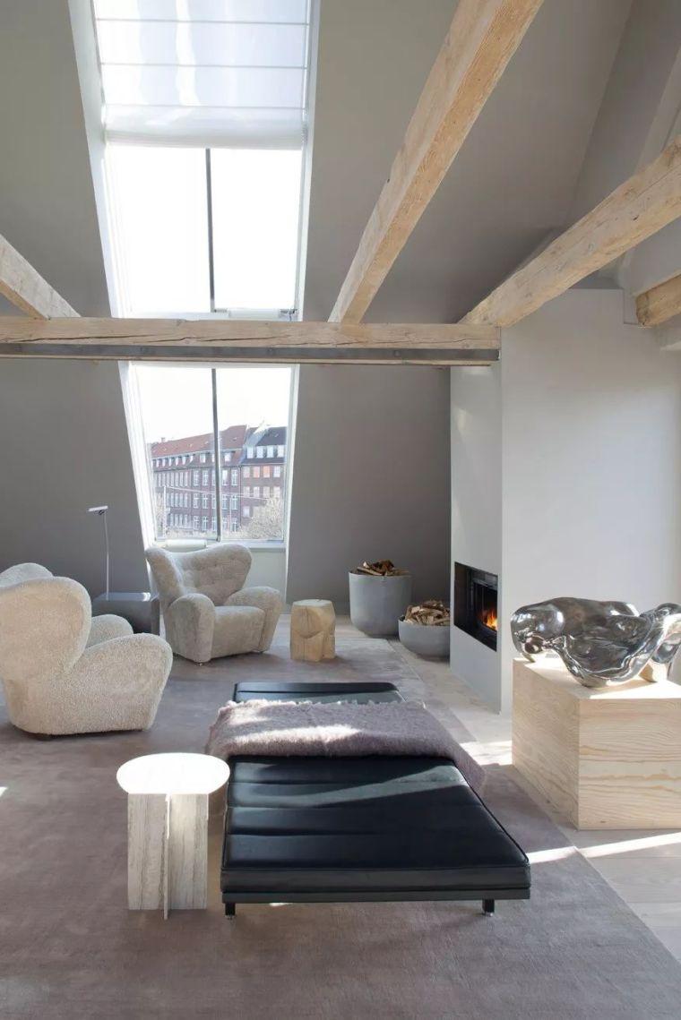 最美的北欧风Loft设计,纯粹、自然、极致!_3