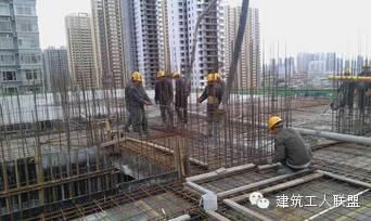 混凝土浇筑施工、震动棒使用方法
