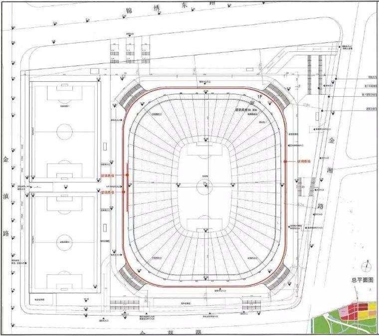 浦东足球场设计方案获批!计划2021年完工