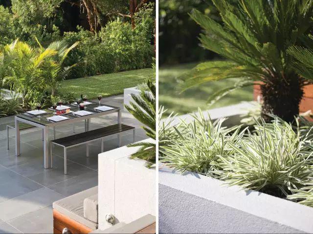 赶紧收藏!21个最美现代风格庭院设计案例_42
