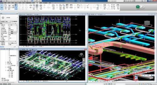 BIM技术应用于超高层机电安装工程,案例剖析!_9