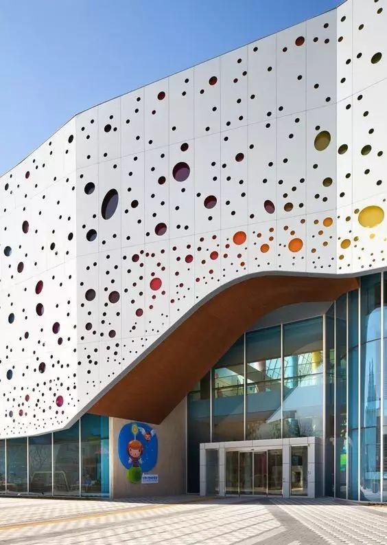 超有设计感的建筑入口_8