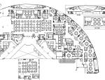 [广东]广州某海鲜酒家设计深化施工图