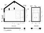 长乐郑总别墅室内装修设计施工图及效果图