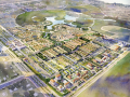 固安工业区76公顷居住区规划设计方案文本