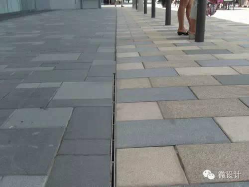 缝隙式排水·精致化景观细节设计_10