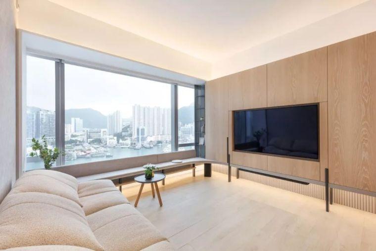 香港:窗外便是繁华的码头,屋内也是自然与舒适的气息_1