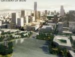 无锡市高铁站商务区1号2号街区城市设计