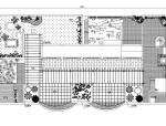 某商业楼文庭雅苑屋顶绿化工程施工图
