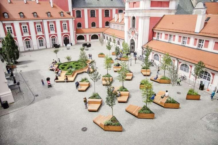 小物的大魅力—市政厅前老区改造