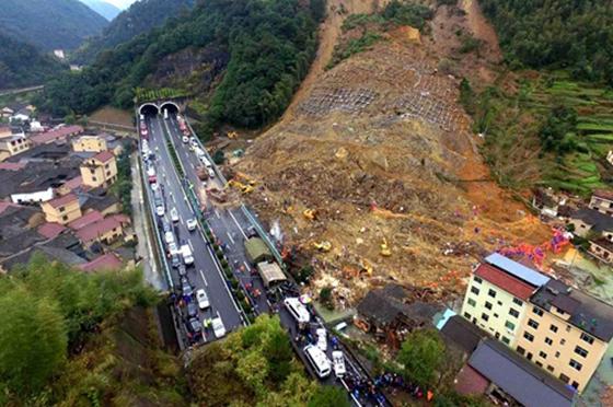 国土资源系统地质灾害防治科技创新成果巡礼