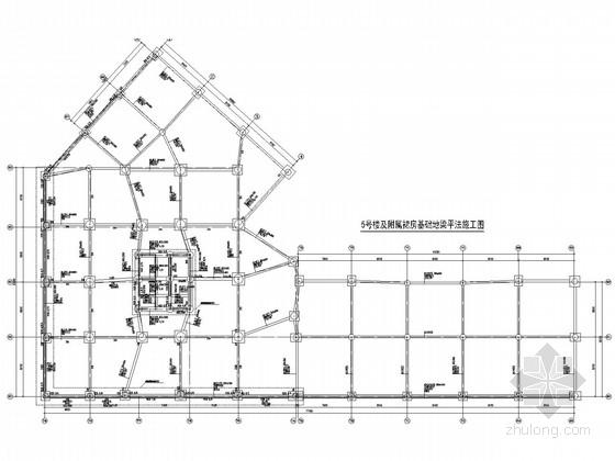 27层框支剪力墙商住楼结构施工图(带地下车库)