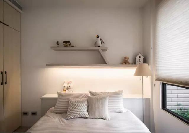 床头灯的搭配艺术,让你的房间化身设计师旅店!_14