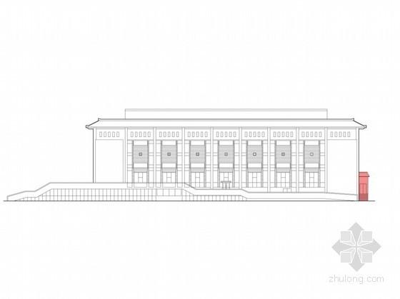国家图书馆-报告厅改扩建