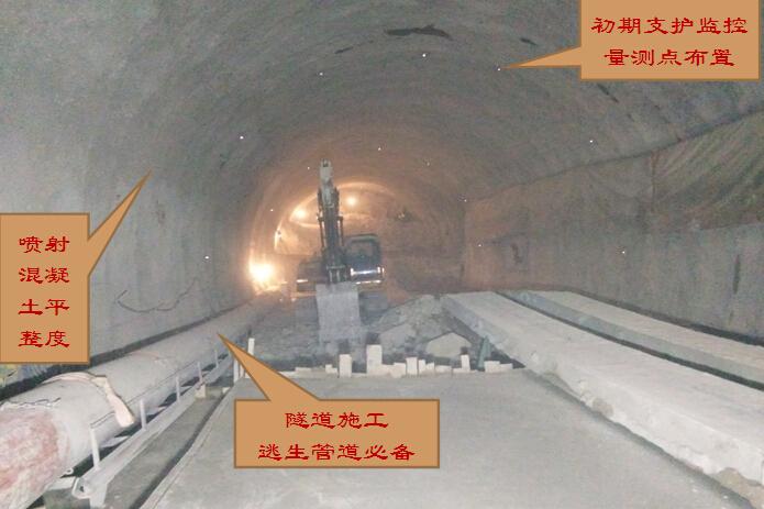 公路隧道施工质量控制标准化(附图丰富)