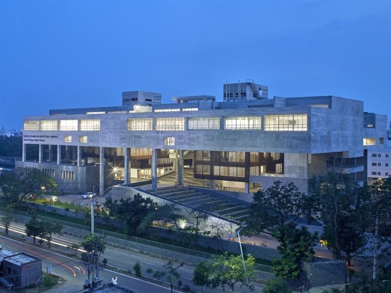 印度维杰亚瓦达规划与建筑学院