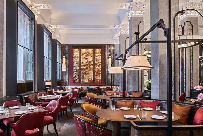 别找了,2018年最好看的餐饮空间设计都在这里了_27