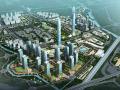[上海]新城高铁片区概念性城市设计方案文本