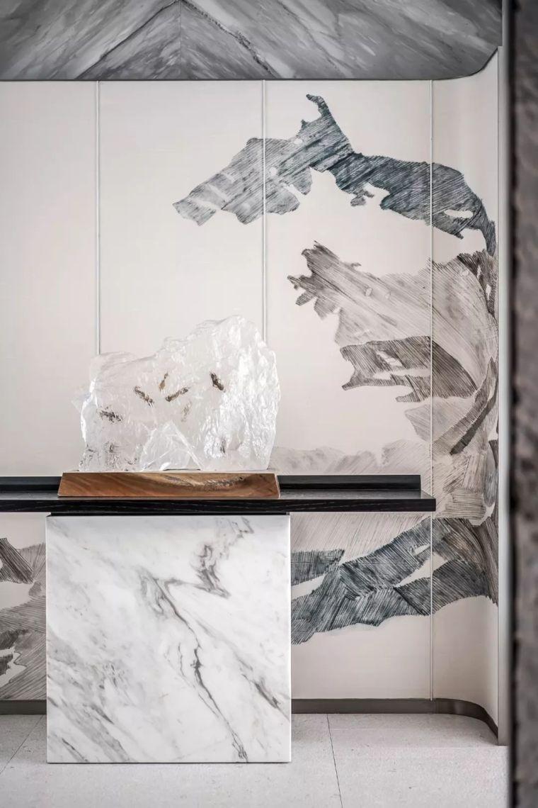 高端私宅设计,美学体验与生活温度无间交融