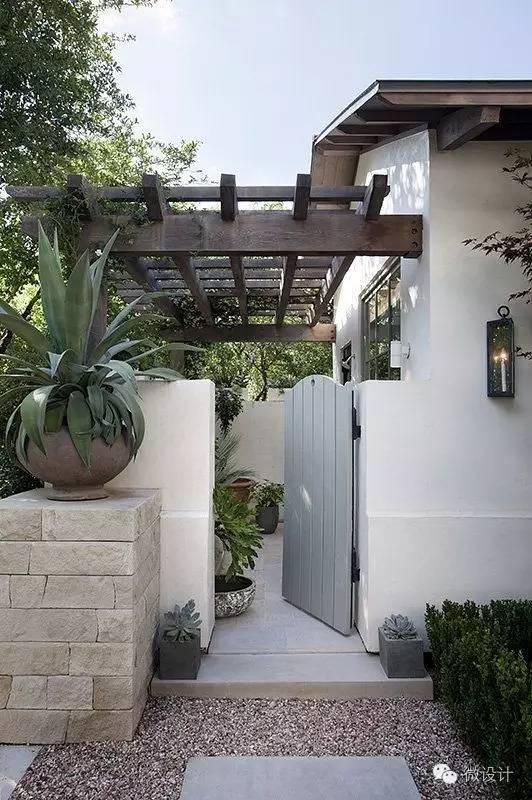 50款·漂亮的庭院入口_35