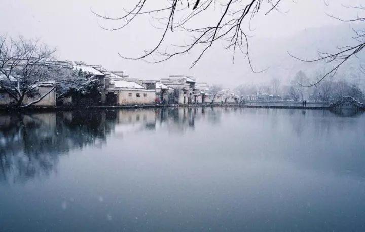 当最美的古镇下了雪,简直惊艳了整个冬天