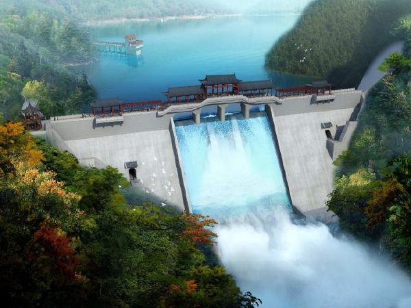 20篇水库大坝及堤防工程施工资料