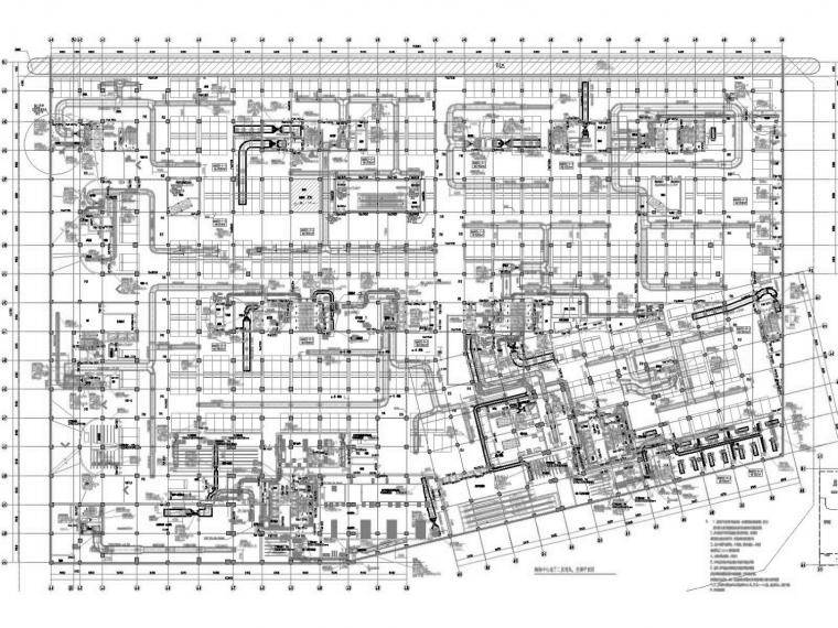 [云南]超高层商业综合建筑空调通风防排烟系统(冷热源大院出品)