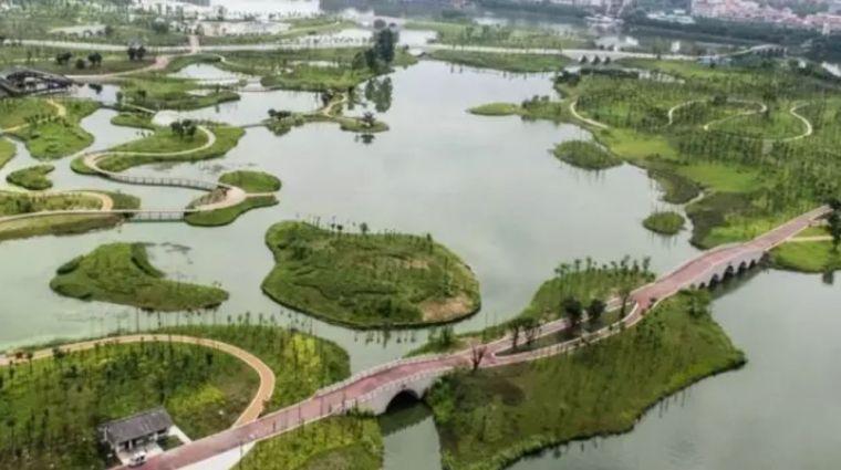 海绵城市建设 六大要素