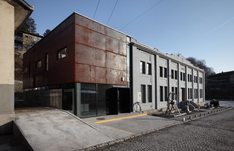 塞尔维亚工业遗产中心
