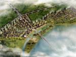 金堂新城区英式风貌小镇规划设计
