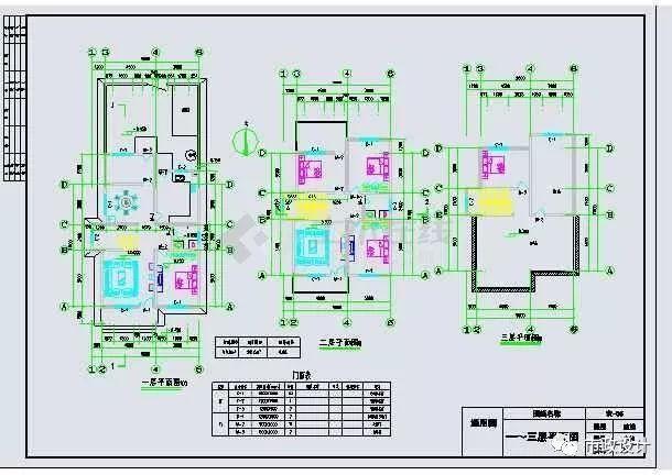施工图常见的建筑设计问题_1