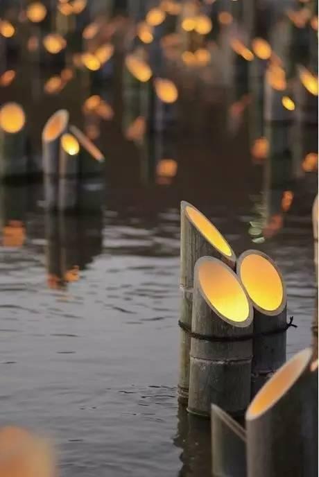 景观灯光设计。当灯光碰上景观,浪漫的夜晚就开始了!_36