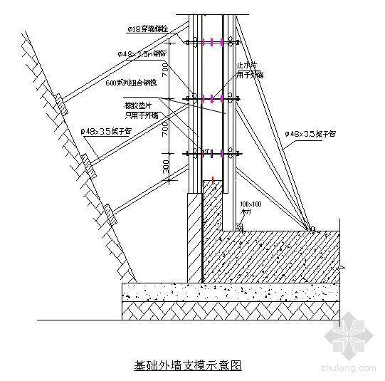 北京某多层办公楼施工组织设计